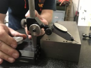 Precision Inspection