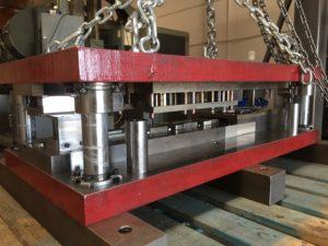 Industrial Punch Press Die Maintenance and Repair