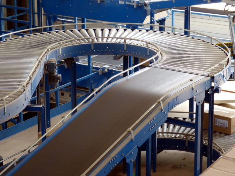 Industrial Conveyor Belt - High Volume Runs